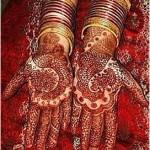 Mehndi Day Fashion for Mayoon Henna