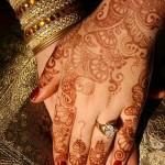 Latest Beautiful Mehndi Designs For Bridal 2014 For Women