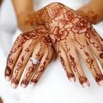 New Ladies Wedding Mehndi Design 2014 For Hand Pattern