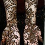 Beautiful Women Wedding Mehndi Design 2014 For Hand (8)