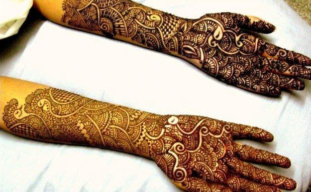 Feet Valentine Eid Mehndi Design Arabian, Sodani, Pakistani and Indian Girls