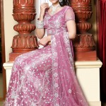 Light Pink pakistani indian wedding dresses