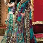 New Bridal Wear bridal lehenga collection