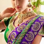 Natasha Couture Beautifull Lehenga Sarees Collection 2014 for Bridals