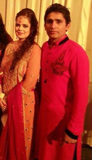 Umar Akmal's Wedding - Rukhsati