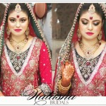 Beautiful Pakistani Bridal makeup Looks Ideas by Natasha Salon (3)