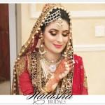 New Pakistani Bridal makeup Looks 2014 by Natasha Salon