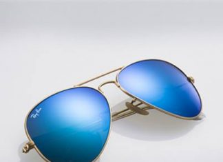 Ray Ban Summer Colofful Aviator Sunglasses Design (5)