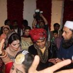 Kamran Akmal's Bhangra on Umar Akmal's Rasm-e-Hina