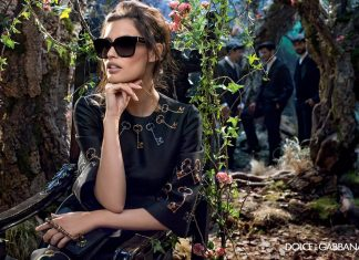Dolce&Gabbana Eyewear Glasses 2015