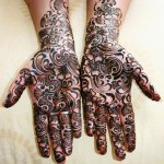 Eid-Al-Fitr Latest Mehndi Designs For Girls