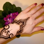 Best Eid 2014 Mehndi Design Images for Eid ul Fitr
