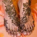 Stylish Eid ul fitr Mehndi Designs 2014