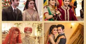 Top Acatres Ayeza Khan and Danish Taimoor Wedding Pictures Album