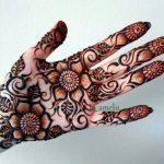 Best Stylo Winter hand Mehndi Designs Girls