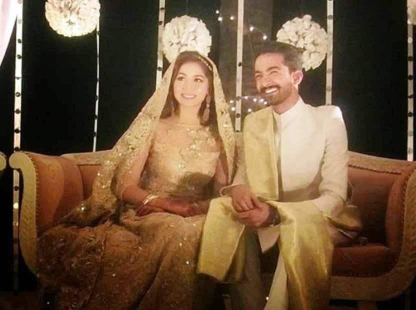 Hira Tareen and Ali Safina Mehndi and Wedding Pictures (2)