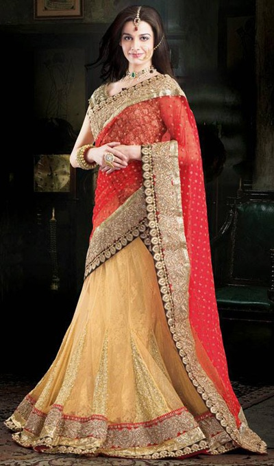 Hot Women Lehenga Choli by Kaneesha (3)
