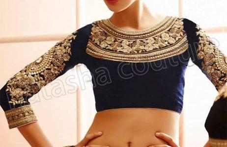 Natasha Couture Indian Best Lehenga Choli 2015