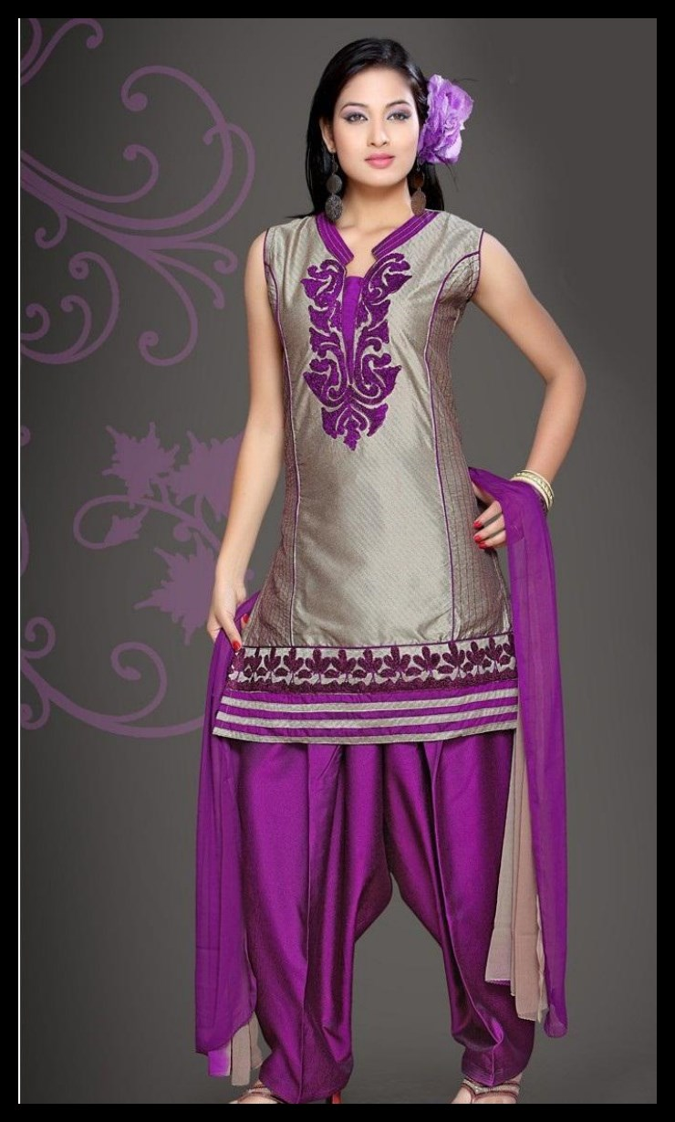 5148195ddf0e Patiala Salwar Kameez Indian Girls Fashion - Stylespk