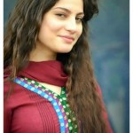 Neelam Muneer Smiling Cute photos