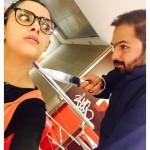 Pakistani New Actress Sanam Chaudhry Happy Birthday (1)