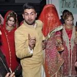 Ahmad Shahzad Barat Wedding Pictures