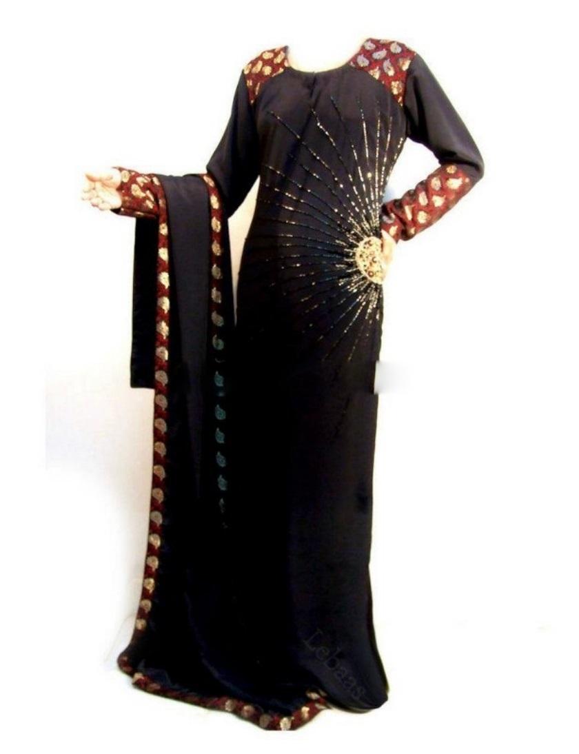 Katest Abaya Fashion 2018