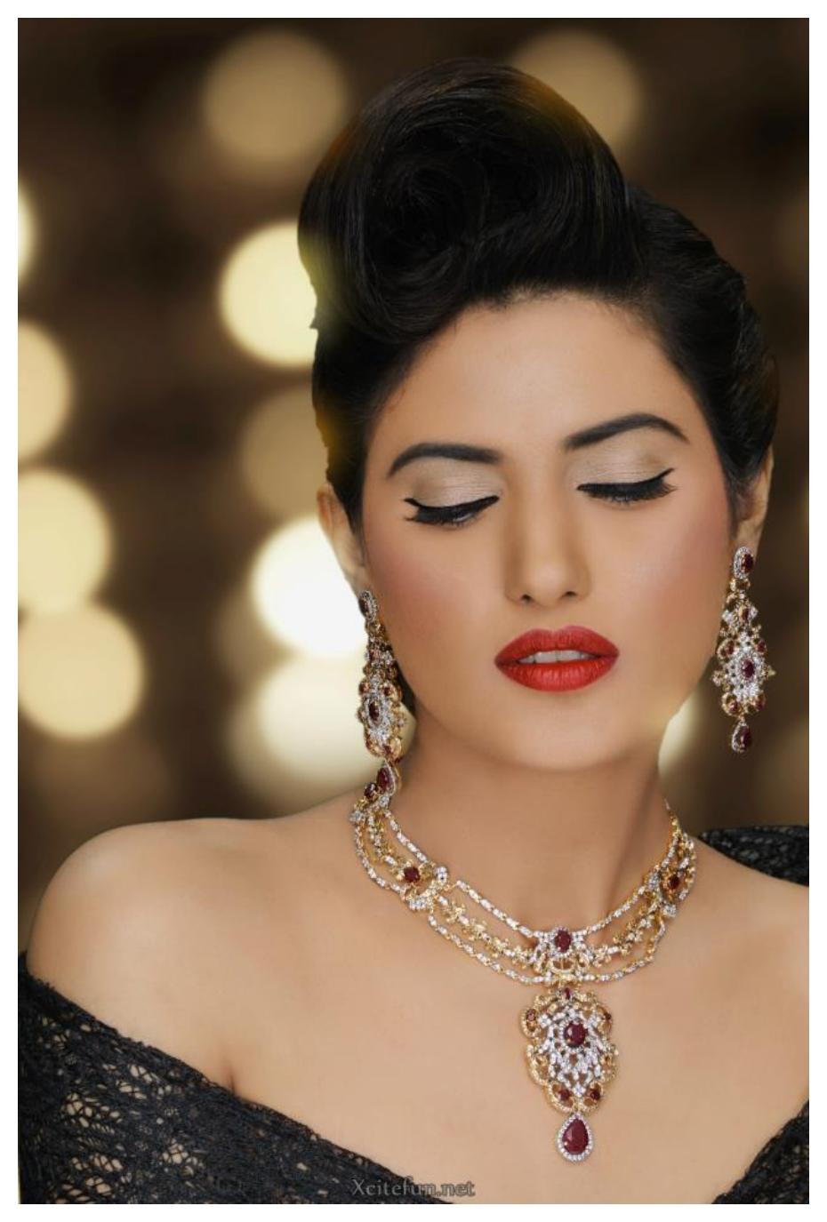 Top Bridal Makeup Ideas In Pakistan 2018