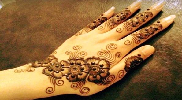 New Arabic Mehndi Designs for hand