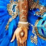 Bridal for Mehndi Designs