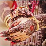 Lovely bridal mehndi designs