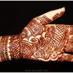 mehandi bridal designs