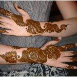 mehndi bridal designs
