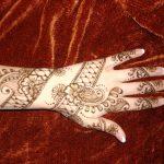 indian mehndi designs for beginners