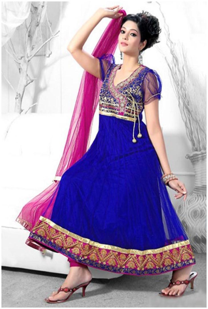 pakistani angrakha colorful dresses design 2018 for wedding