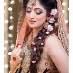 Pakistani Bridal Makeup Ideas 2016 by Hadiqa Kiani Offers