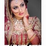 Pakistani Bridal Makeup Ideas 2016 by Hadiqa Kiani Signature Salon (1)