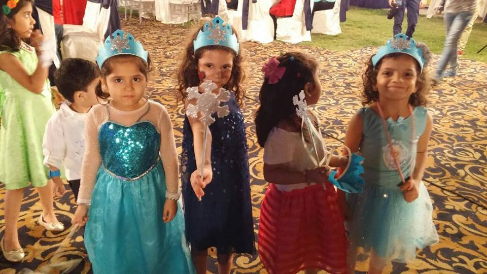 Fatima Fahad Birthday 11 Apil 2016