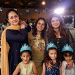 Fatima Fahad Cute Daughter Of Fahad & Sana Birthday Pictures