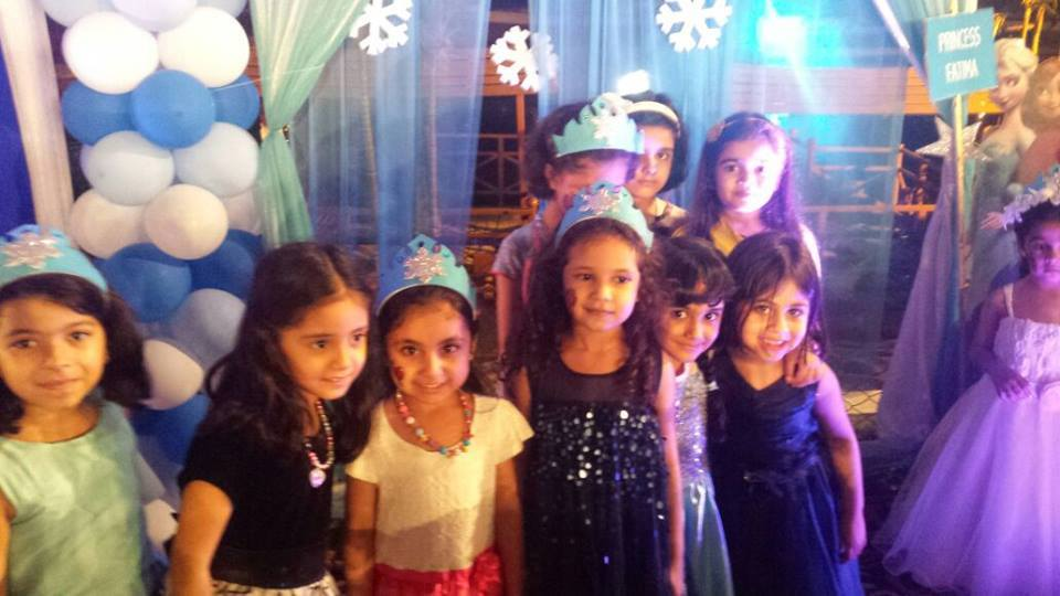 Fatima Fahad Cute Daughter Of Fahad & Sana