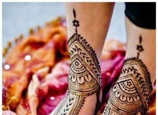 Bridal New Mehndi Designs