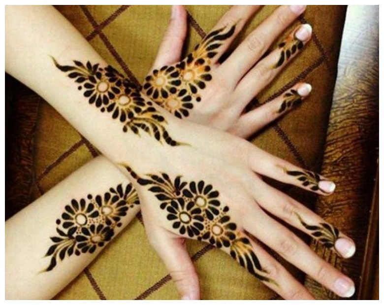 Amazing Mehndi Designs for Eid