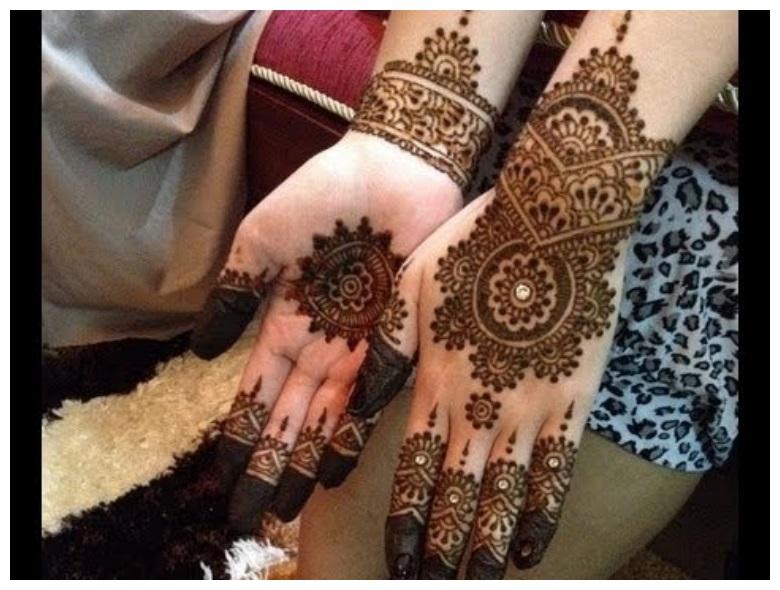 Chaand Raat Latest Mehndi Designs