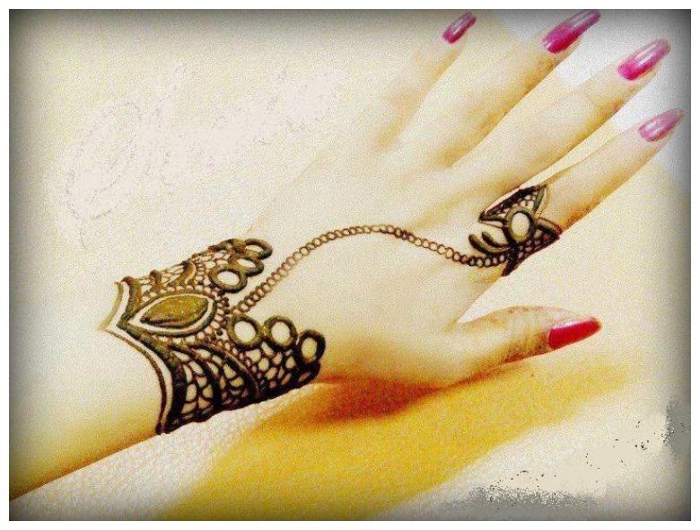 mehndi design for eid ul adha