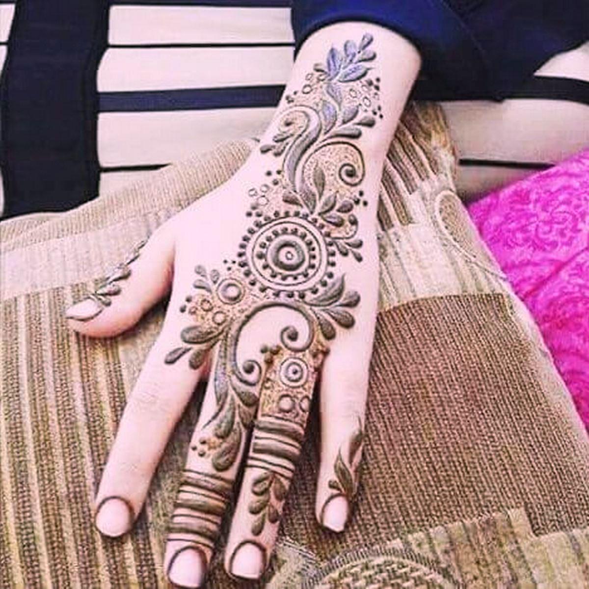 New Mehndi Designs 2019 New Style