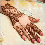 Eid Design of Mehndi