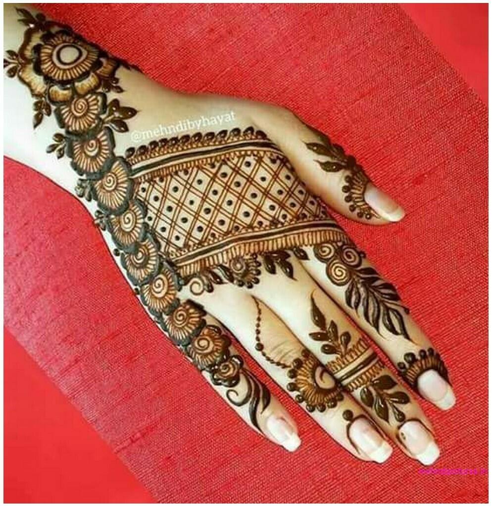 Mehndi Design Collection