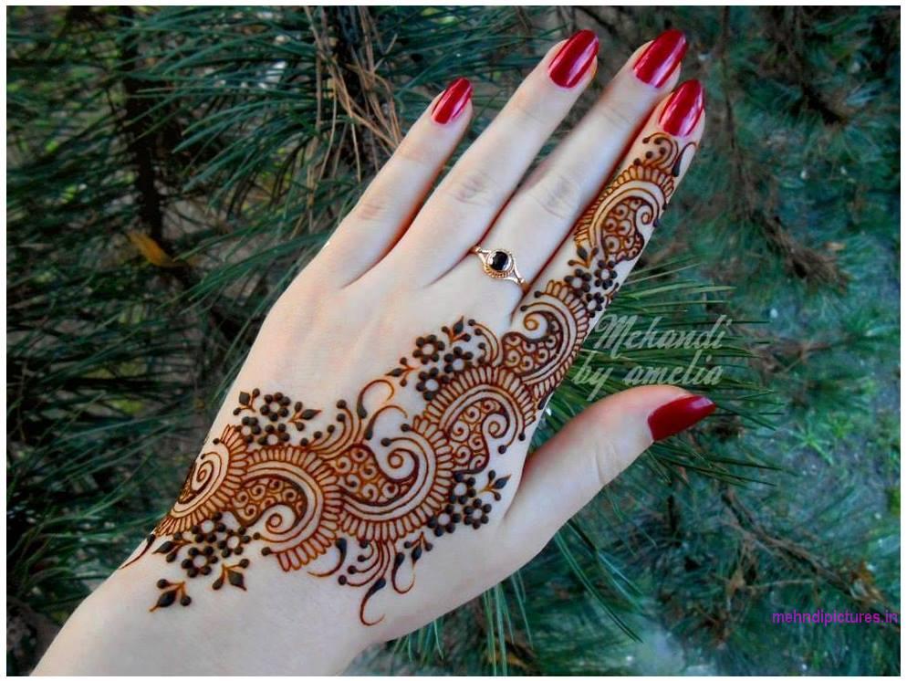 New Mehndi Design - Latest Mehndi Design